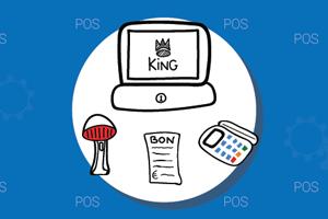 King Point of Sale: certificering ontvangen