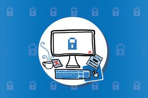 Gebruik je software? Denk om de security!